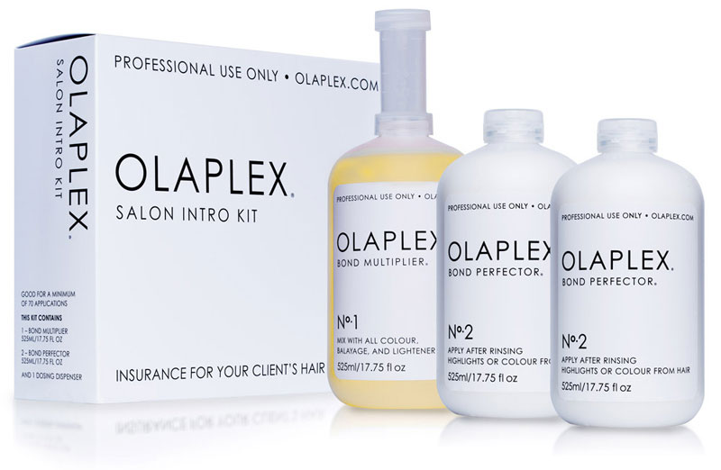 olaplex - neguje vasu kosu