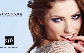 B.TOXKARE Hair Lifting Tretman Kose