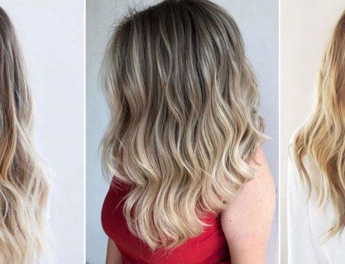 Nežno nijansiranje kose – Šatuš